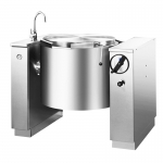 Chinducs/华磁可倾式蒸汽汤锅SZT-80A 蒸汽式可倾汤锅商用煲汤锅炉煮汤锅炉
