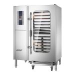 Chinducs/华磁推入式电蒸柜SZH-16.16  304不锈钢电蒸箱