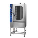 Chinducs/华磁电力10格蒸饭箱连架子CH-10A 自动补水缺水断电蒸饭车