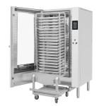 COVEN万能蒸烤箱N40ESCTD 电脑版触屏蒸烤机 全自动蒸烤箱 推车推入式万能蒸烤箱