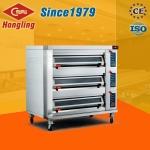富伟吉祥红菱欧式豪华智能型烤炉XYF-36H-N  三层六盘电烤箱
