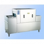 昭和平放式洗碗机WDS-A2000 无需装筐通道洗碗机