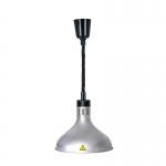 LIZE伸缩保温灯银色290  单头挂式保温灯自助餐升降食物保温灯