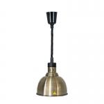 LIZE伸缩式保温灯250青铜色 悬吊式保温灯