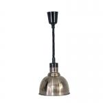 LIZE伸缩式保温灯不锈钢色290 暖食保温灯