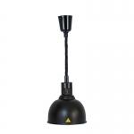 LIZE伸缩式保温灯黑色250 暖食保温灯 悬吊式保温灯