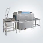 SINMAG洗碗机SWD-TWR-E 通道式商用洗碗机 每小时200筐
