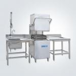 SINMAG提拉式洗碗机SWD-900 新麦揭盖式洗碗机