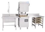 揭盖式洗碗机DOA-D10F 迪沃斯 富伟吉祥洗消设备 提拉式洗碗机洗杯机 商用洗碗机