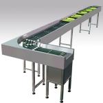 超胜皮筋式输送带CSS-R3000  商用洗碗机专用输送带