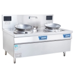 LIZE电磁双炒单温小炒炉  商用电磁炉 炒菜电磁炉