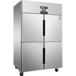 绿零四门冷藏柜SBC-1.0L4F 风冷无霜高温冰箱 不锈钢冷柜