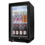 绿零单门吧台展示柜SHB-108LF 酒水饮料展示柜 吧台冷藏冰箱