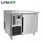 绿零平台冷柜SBG-0.1L1F 风冷工作台冰箱