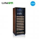 绿零单门红酒柜LV120S 葡萄酒保鲜展示柜