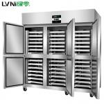 绿零六门插盘冰箱 风冷无霜六门烤盘冰箱