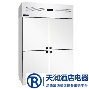 HISAKAGE四门高身高温雪柜SRCP-120 久景四门冰箱 风冷四门冷藏冰箱 HISAKAGE四门冰箱 商用四门冰箱
