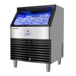 爱雪制冰机AX-80 商用制冰机冷饮店制冰机餐饮制冰机面包房制冰机
