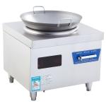 佳百年电磁炉凹面炉8KW  小炒炉 KAA电磁厨房设备 商用电磁炉 大功率电磁炉 电磁小炒炉
