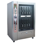 LIZE双层八口电烤鱼炉  电热烤鱼机