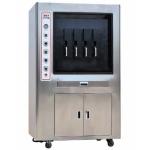 LIZE台式电烤鱼炉 四口电烤鱼机 烤鱼店设备