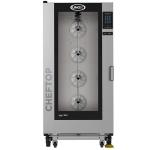 UNOX/优诺斯万蒸烤箱XEVC-2011-EPR 乌诺斯20盘蒸烤箱 一键式触摸屏
