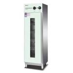 康煜中温热风消毒保洁柜YTP-600B 单门中温消毒柜  热风烘干  304不锈钢箱体层架