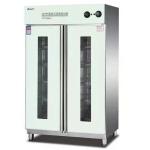 康煜中温热风消毒保洁柜YTP-1280B 双门中温消毒柜  热风烘干  304不锈钢