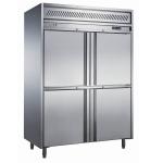 LIZE四门冰箱 高身四门冷冻柜 风冷无霜不锈钢冷柜 四门冰箱商用 风冷无霜