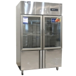 冰立方挂肉柜R4-D 四门冰箱 四门挂猪柜 肉类冷藏保鲜展示售卖柜