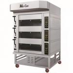 美厨高端电烤箱MGE-3Y-6 三层六盘电烤炉 多功能烤箱