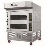 美厨高端电烤箱MGE-2Y-4 二层四盘电烤炉 多功能烤箱
