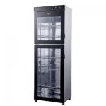 EXTO亿途YTP388双门消毒柜 商用大容量臭氧红外线烘干消毒柜