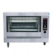 唯利安旋转烤鸡炉YXD-268电烤炉商用全自动烤箱