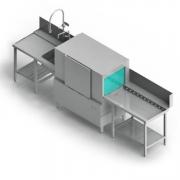 温特豪德通道式洗碗机C50 商用篮传式洗碗机 WINTERHALTER洗碗机