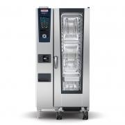 RATIONAL蒸烤箱SCC201G 乐信燃气20盘蒸烤箱 电脑版iCombi Pro 20-1/1