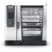 RATIONAL燃气蒸烤箱CMP102G 电子半自动版蒸烤箱iCombi Classic 10-2/1G