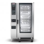 RATIONAL蒸烤箱CMP202WE 乐信20层蒸烤箱 手动版德国烤箱 电子版蒸烤箱 进口蒸烤箱
