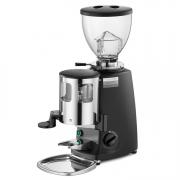 Mazzer磨豆机 MINI-MANUAL粉槽式咖啡磨豆机 黑色