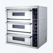 派格恒昌标准型三层三盘电烤箱DLB-33 三层三盘烤炉