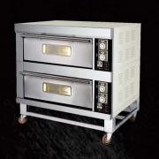 派格恒昌标准型两层四盘电烤箱DLB-24 双层四盘烤炉