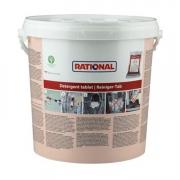 德国乐信烤箱清洁片剂 RATIONAL烤箱清洗药片|清洁剂|除油片 100包/桶