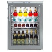 LIEBHERR商用带风扇辅助冷却的台式冷藏箱FKUv 1663l