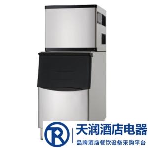 HECMAC制冰机HIS-350 海克商用分体式雪花冰块机
