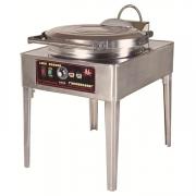 恒联LB550电热烙饼机烤饼机千层饼机 商用电饼铛