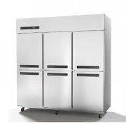 松下SRF-1876P六门冷冻柜 P系列六门冷冻冰箱 Panasonic高身低温雪柜