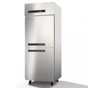 松下SRF-776P二门冷冻柜 P系列冷冻冰箱 Panasonic双门高身低温雪柜