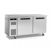 松下SUR-1570P二门冷藏柜 P系列冷藏操作台冰箱 Panasonic双门平台高温雪柜