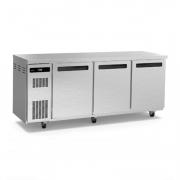 松下SUR-1860P三门冷藏柜 P系列冷藏操作台冰箱 Panasonic三门平台高温雪柜