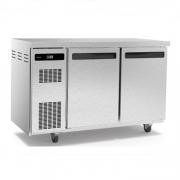 松下SUR-1260P二门冷藏柜 P系列冷藏操作台冰箱 Panasonic双门平台高温雪柜